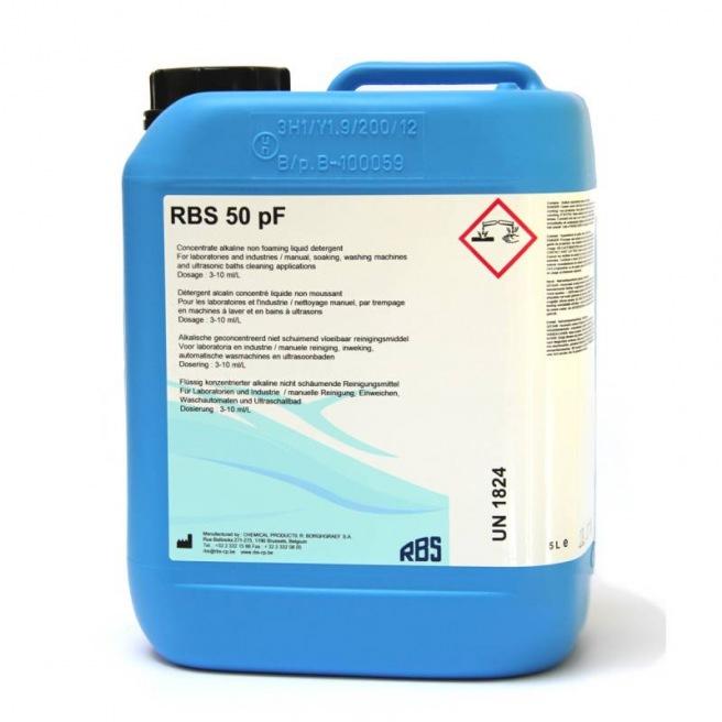 RBS 50 pF - Détergent moyennement alcalin sans phosphates