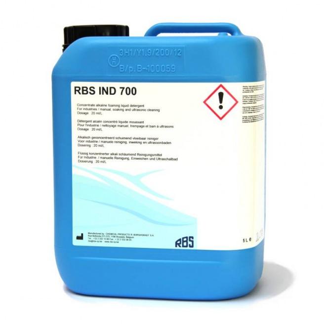 RBS IND 700 - Détergent alcalin polyvalent
